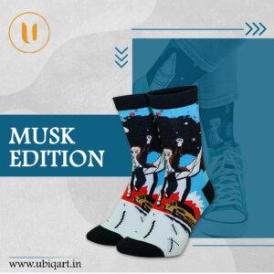 Musk Edition socks